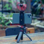 ulanzi u-mt-8 selfiestick sfeerfoto