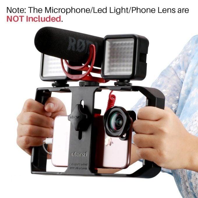 ulanzi u-rig-pro smartphone video rig