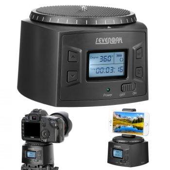 Sevenoak SK-EBH2000 elektronische panoramakop hoofdfoto