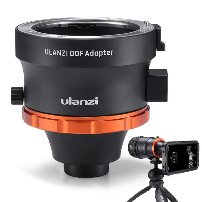 Ulanzi DOF Depth of Field-adapter hoofdfoto smartphone lens