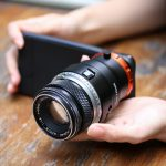 Ulanzi DOF Depth of Field-adapter sfeerfoto smartphone lens