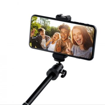 MOJOGEAR MG-22 selfie stick close-up