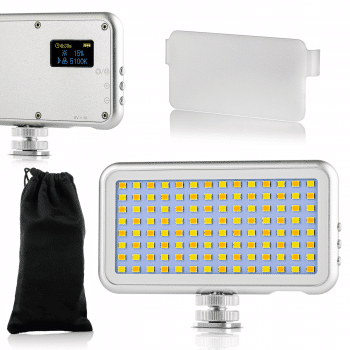 MOJOGEAR MG-23 LED-videolamp