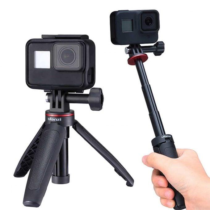 ulanzi mt-09 vlog statief tafelstatief selfie stick