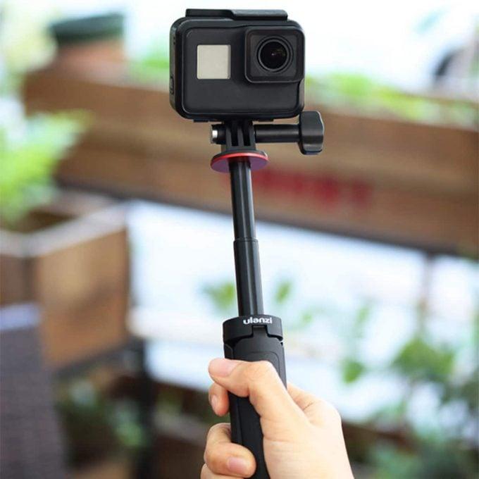 ulanzi mt-09 vlog statief tafelstatief selfie stick gopro