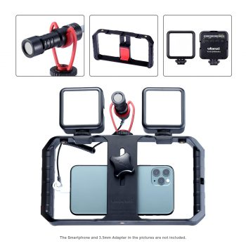 Ulanzi Smartphone Filmmaking Kit hoofdfoto video rig