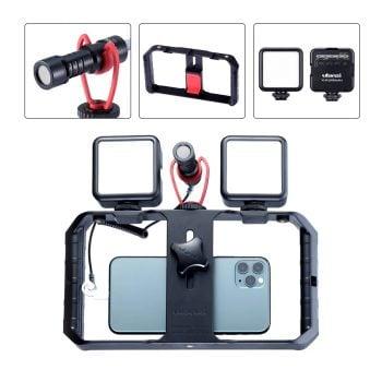 Ulanzi-Smartphone-Filmmaking-Kit - vlog kit