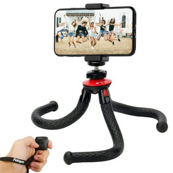 Fotopro UFO2 flexibel statief XL xmartphone