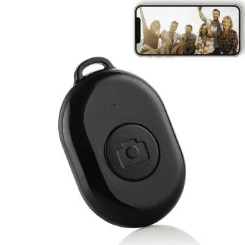 MOJOGEAR MG-02-MINI zwart compacte bluetooth remote shutter afstandsbediening