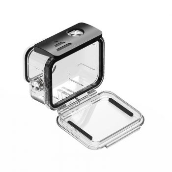 MG-94 GoPro 9 waterproof case leeg open