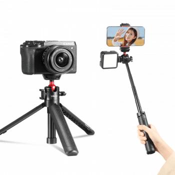 MT-16 vlog statief en selfie stick hoofdfoto