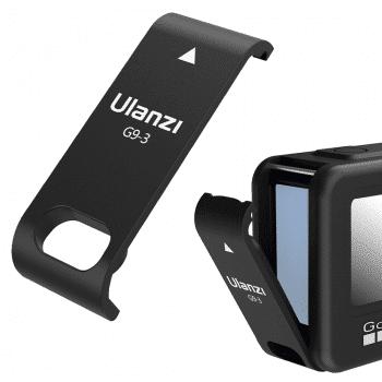Ulanzi G9-3 batterijklep GoPro Hero 9 opladen tijdens filmen hoofdfoto