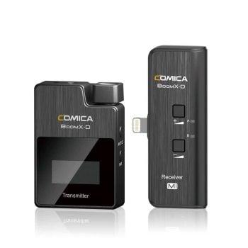 Comica BoomX-D MI1 voor iPhone:iPad