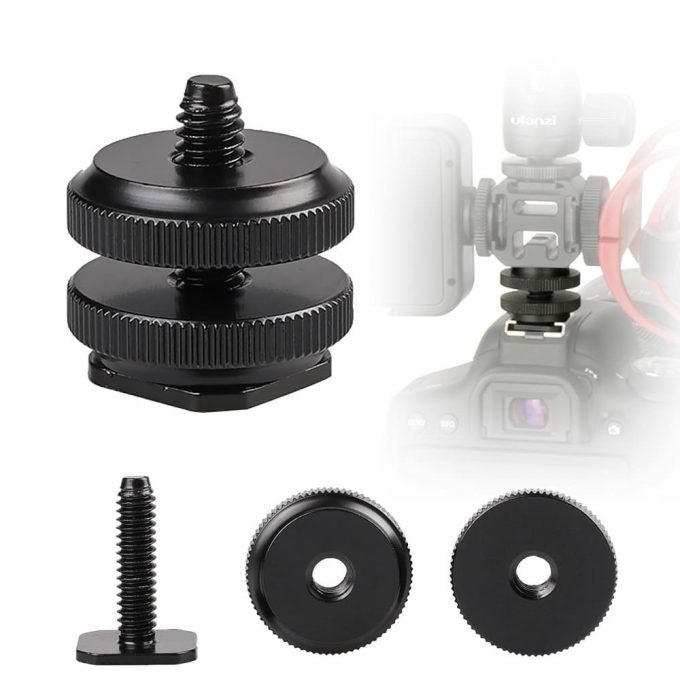 MOJOGEAR MG-P04 Cold Shoe Mount Adapter hoofdfoto