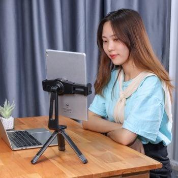 Ulanzi ST-20 kantelbare tablethouder voor statief
